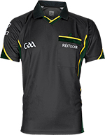 Referee's shirt or Sligo shirt?