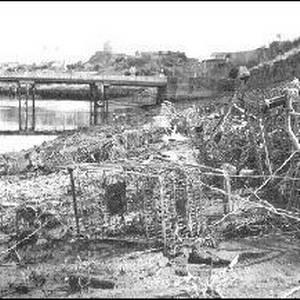 Boyne trollies. Taken in 1860 courtesy of the Whitworth Estate.